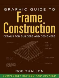 Graphic Guide to Frame Construction: Details for Builders and Designers (For Pros by Pros) by Rob Thallon